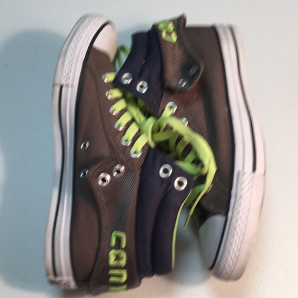 Converse PC2 High Top Foldover Sneakers
